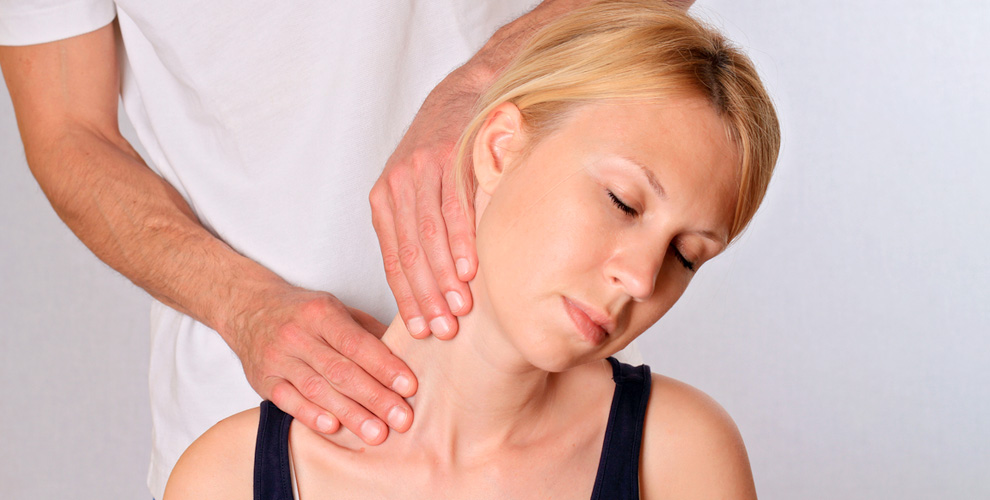остеопатия при боли в голове и шее