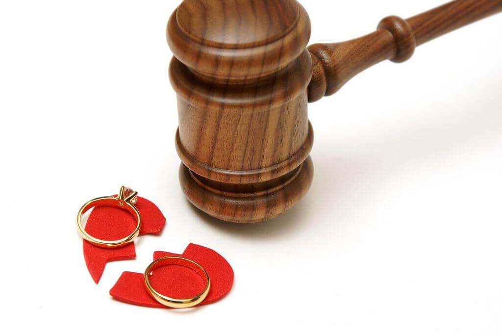 развод супругов через суд что
