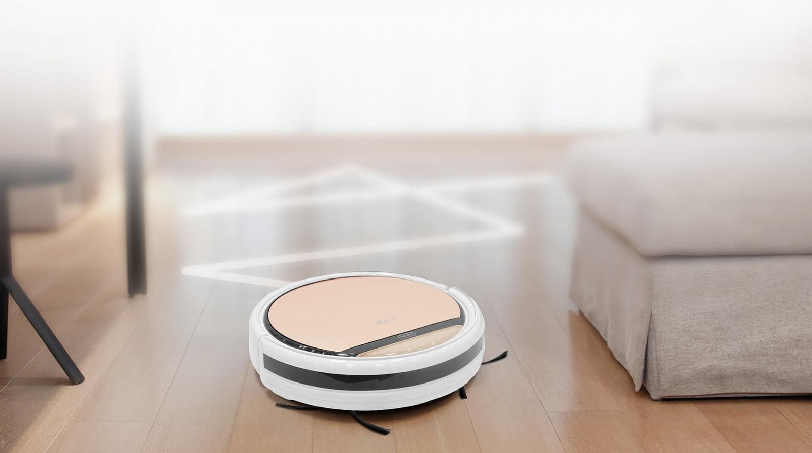 робот пылесос iLife v5s pro