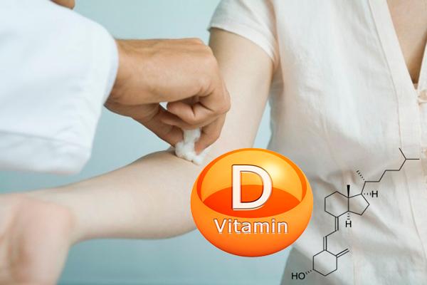 сдача анализа крови на витамин Д