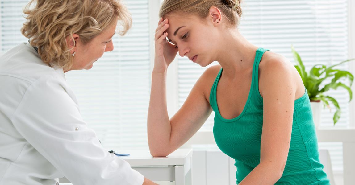 запах после менструации